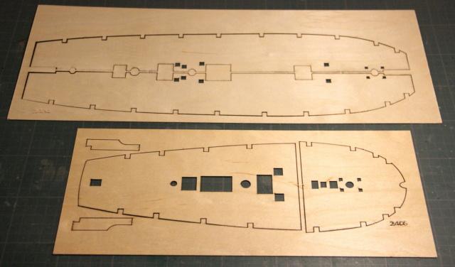 HMS Pegasus 1776 (Amati 1/64°) par Clément Lenoir Img_6916