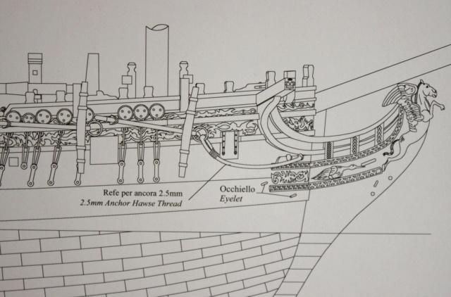 HMS Pegasus 1776 (Amati 1/64°) par Clément Lenoir - Page 7 Img_7230
