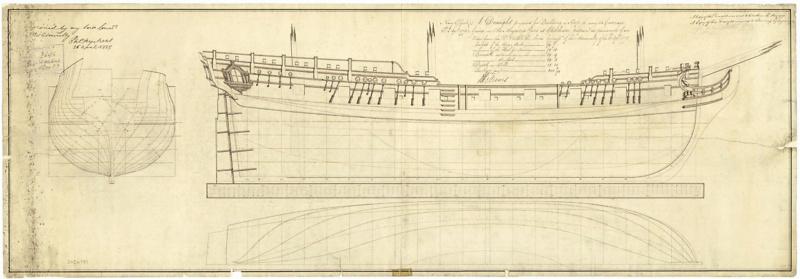 HMS Pegasus 1776 (Amati 1/64°) par Clément Lenoir Pegasu10