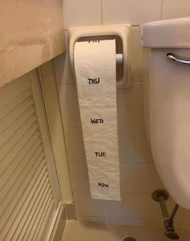 Loo paper shortage - what's OZ coming to? - Page 3 78975410