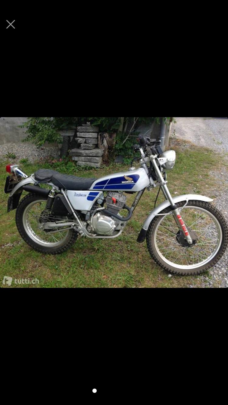 Gamme des 125 Honda . 72a19210