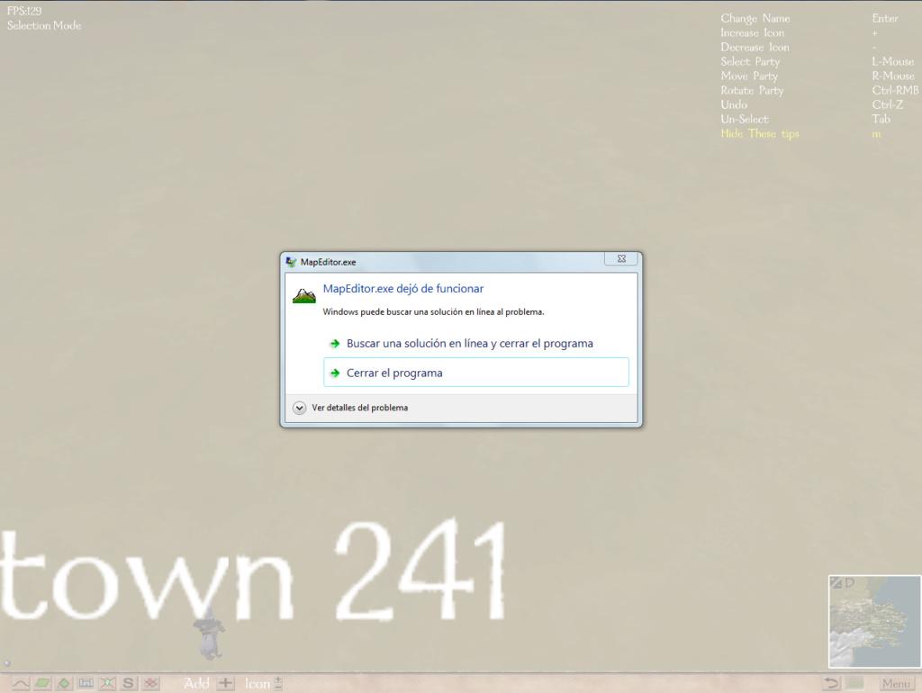 Editor de mapas de Thorgrim Captur12