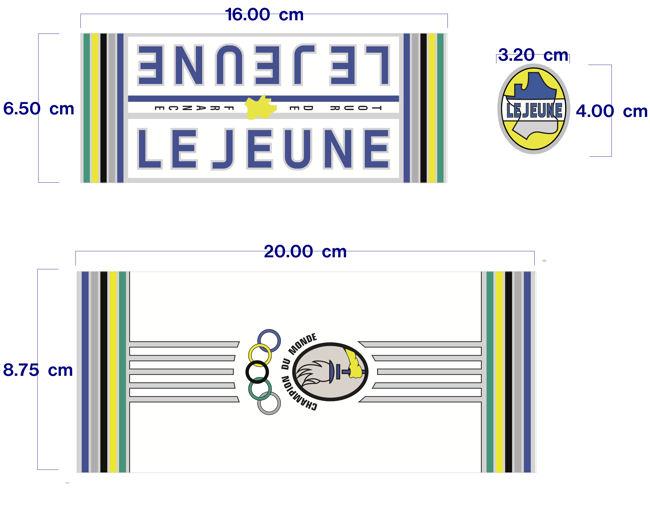 Lejeune Tour de France Insert10