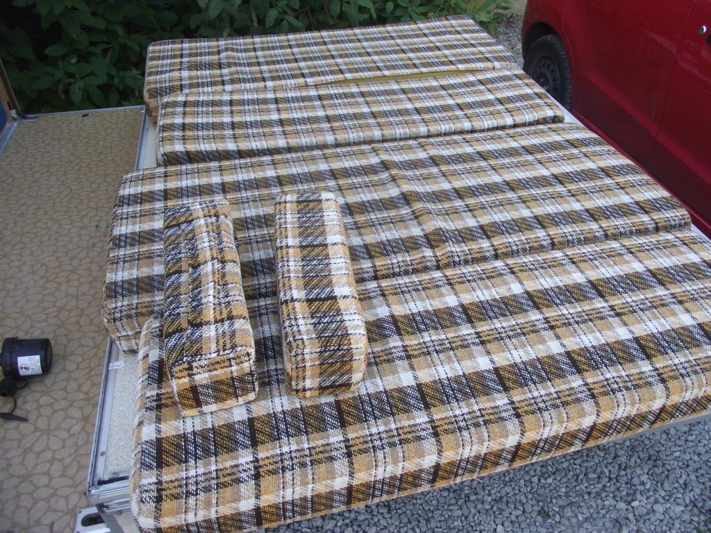 Coussins rapido pliante vintage 01410