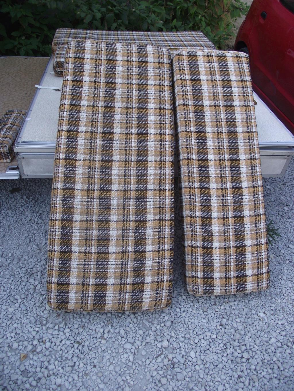 Coussins rapido pliante vintage 01510