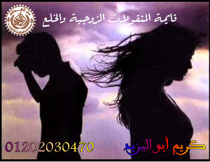 اشهر محامي خلع   (كريم ابو اليزيد)   01202030470  41893910