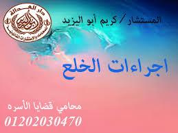 اشهر محامي قضايا اسرة(كريم ابو اليزيد)01202030470  Image176