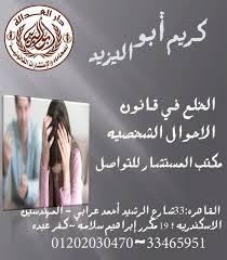 اشهر محامي قضايا اسرة(كريم ابو اليزيد)01202030470  Image187