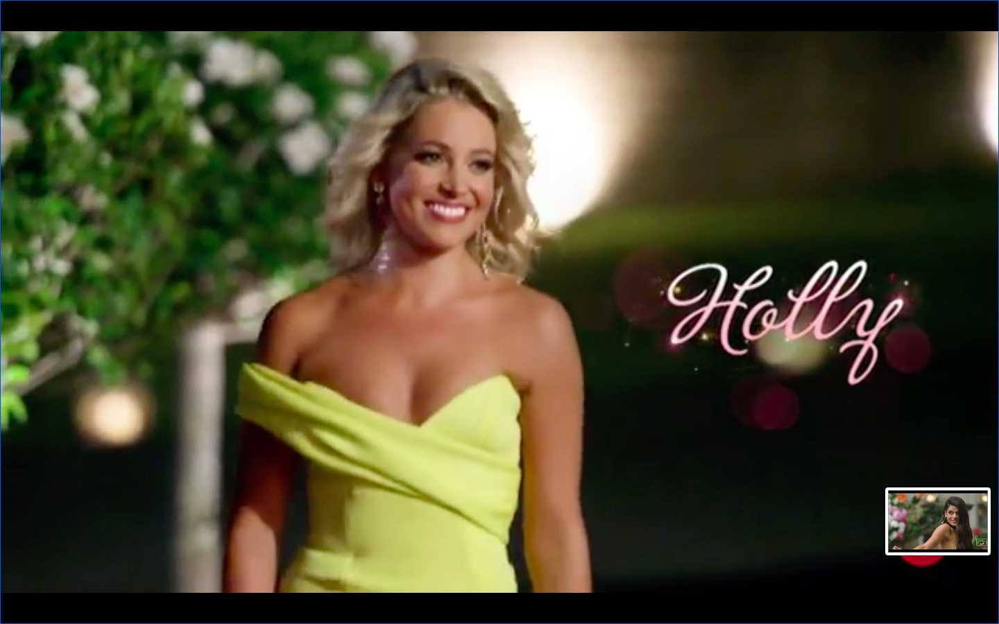 Bachelor Australia - Season 9 - Jimmy Nicholson - Holly Kingston - Paddle Boat Blonde 1-on-1 date - *Sleuthing Spoilers* - Page 2 Scree117