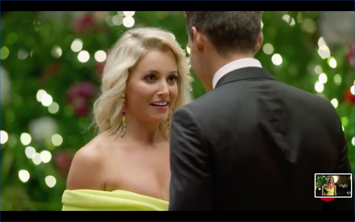 Bachelor Australia - Season 9 - Jimmy Nicholson - Holly Kingston - Paddle Boat Blonde 1-on-1 date - *Sleuthing Spoilers* - Page 2 Scree118