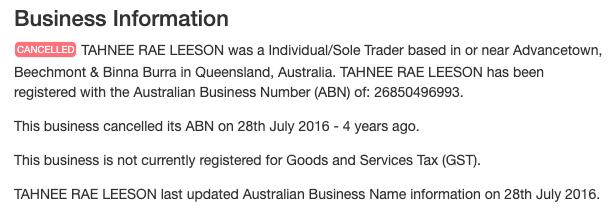 Bachelor Australia - Season 9 - Jimmy Nicholson - Tahnee Leeson - **Sleuthing Spoilers** Scree143