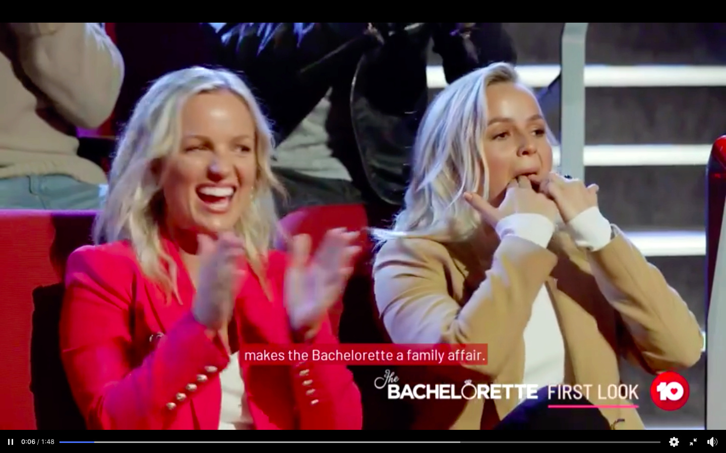 Bachelorette Australia - Season 6 - Elly and Becky Miles - Screencaps - Discussion - *Sleuthing Spoilers*  Screen59