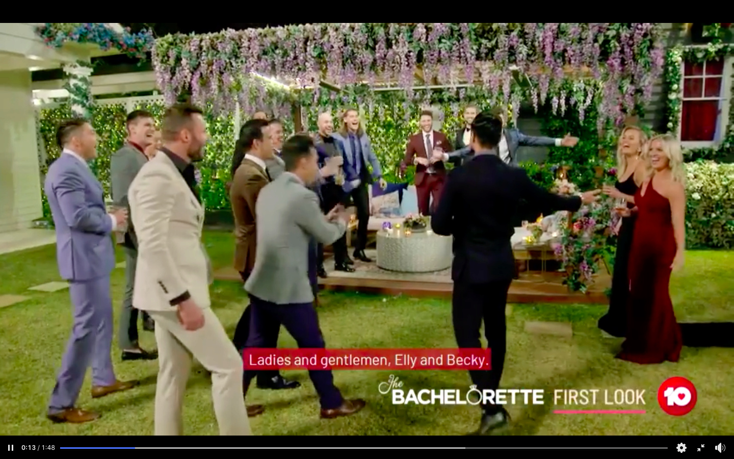 Bachelorette Australia - Season 6 - Elly and Becky Miles - Screencaps - Discussion - *Sleuthing Spoilers*  Screen64