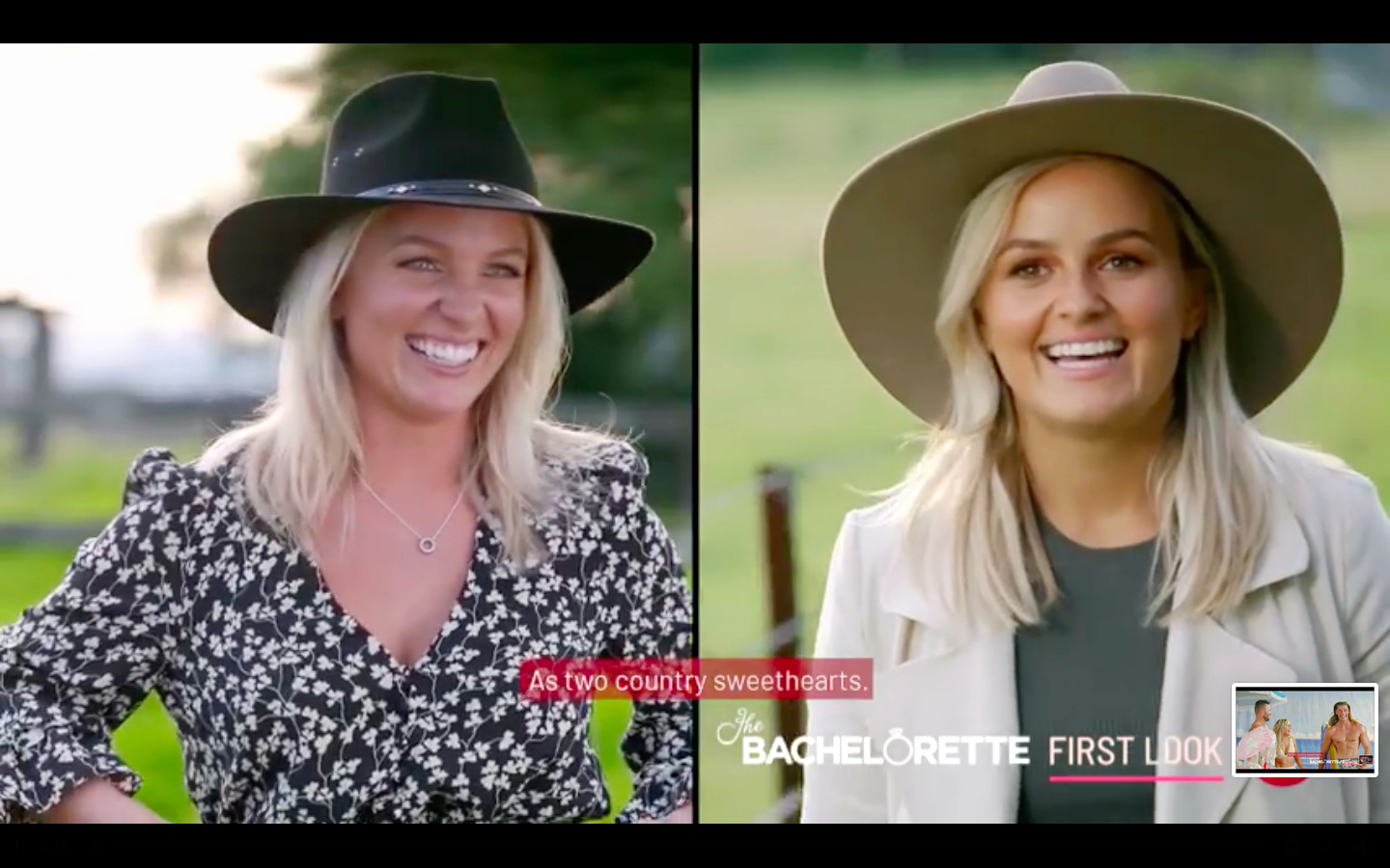 Bachelorette Australia - Season 6 - Elly and Becky Miles - Screencaps - Discussion - *Sleuthing Spoilers*  Screen65