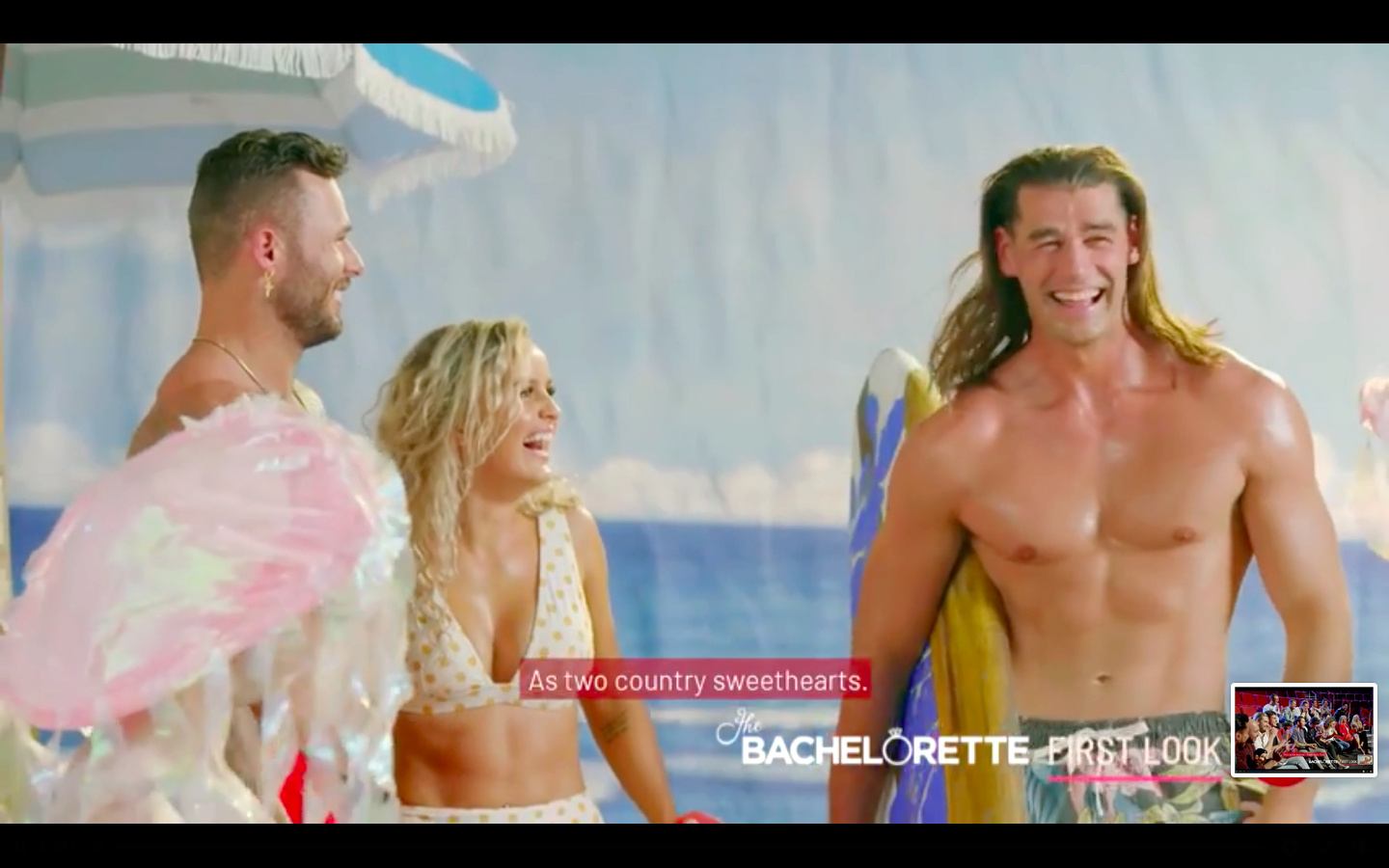 Bachelorette Australia - Season 6 - Elly and Becky Miles - Screencaps - Discussion - *Sleuthing Spoilers*  Screen66