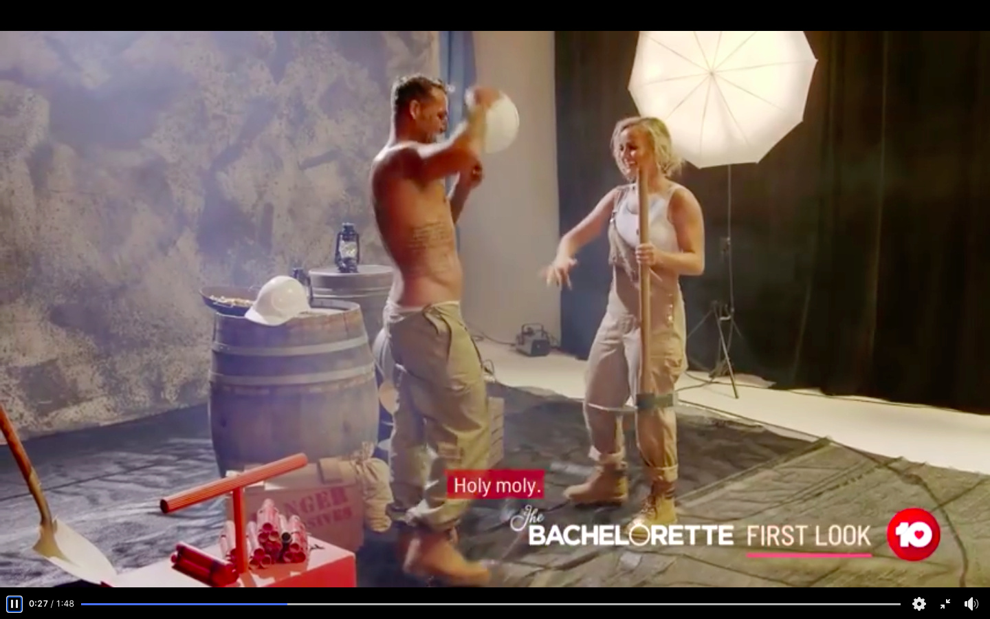Bachelorette Australia - Season 6 - Elly and Becky Miles - Screencaps - Discussion - *Sleuthing Spoilers*  Screen94