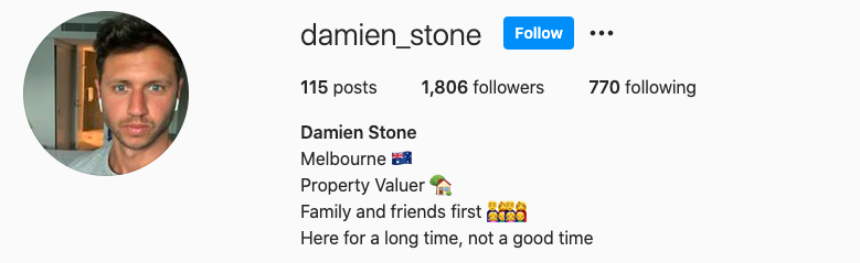 Bachelorette Australia - Damien Stone - Discussion - **Sleuthing Spoilers** - Page 2 Screen99