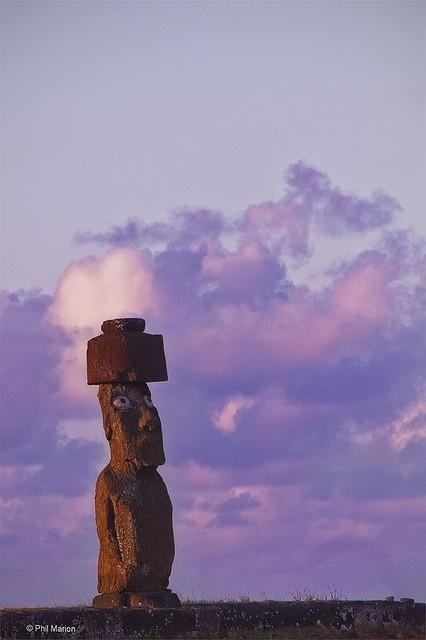 L'île de Pâques  E080d810