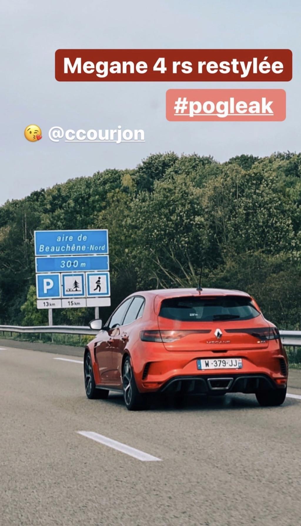 2019 - [Renault] Megane IV restylée  - Page 16 59c16f10