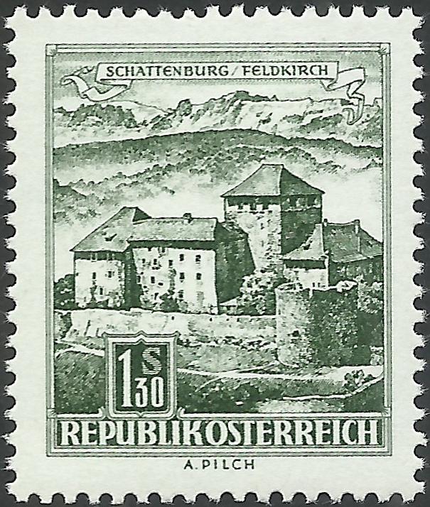 """Bauwerke und Baudenkmäler """"Bautenserie"""" - Seite 8 0130_m10"""
