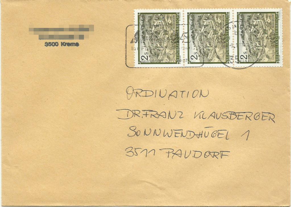 Stifte und Klöster - Belege - Seite 2 0200_s11