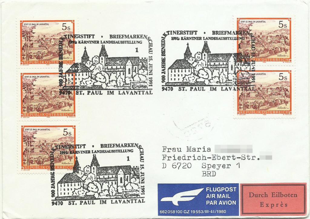 Stifte und Klöster - Belege 0500_s10