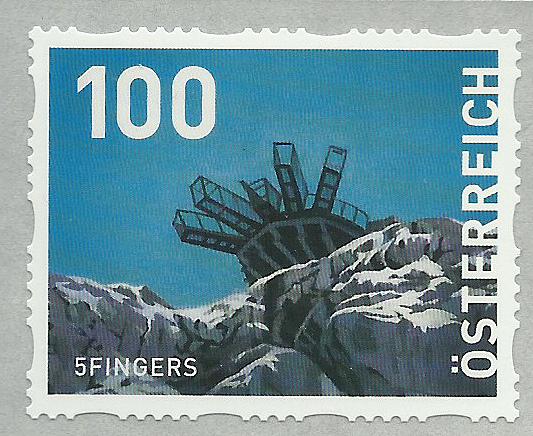 Österr. NEU: 11. Ausgabe Dispenser-Rollenmarken 100_kr10