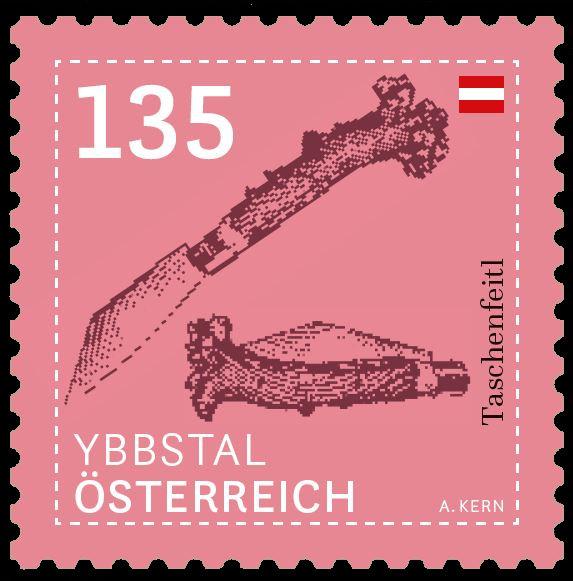 """trachten - Dauermarken Serie """"Trachten – Beiwerk und Auszier"""" 135_yb10"""