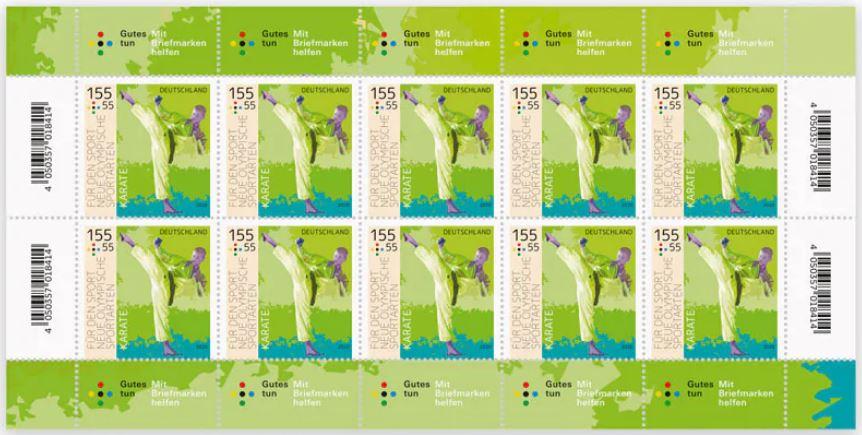 Deutschland - Neuausgaben 2020 Deutschland 155_sp13