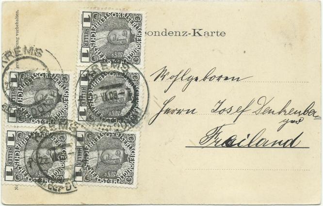 Die Freimarkenausgabe 1908 - Seite 7 1908_m10