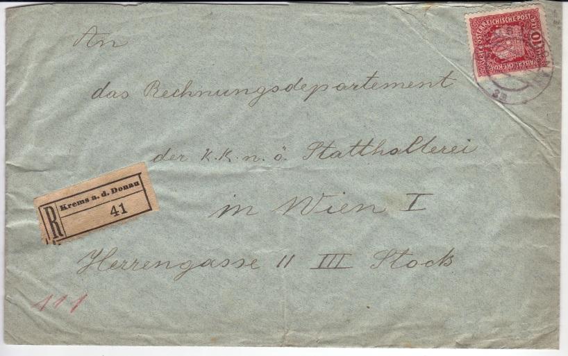 Die Freimarkenausgabe 1908 - Seite 3 19161210