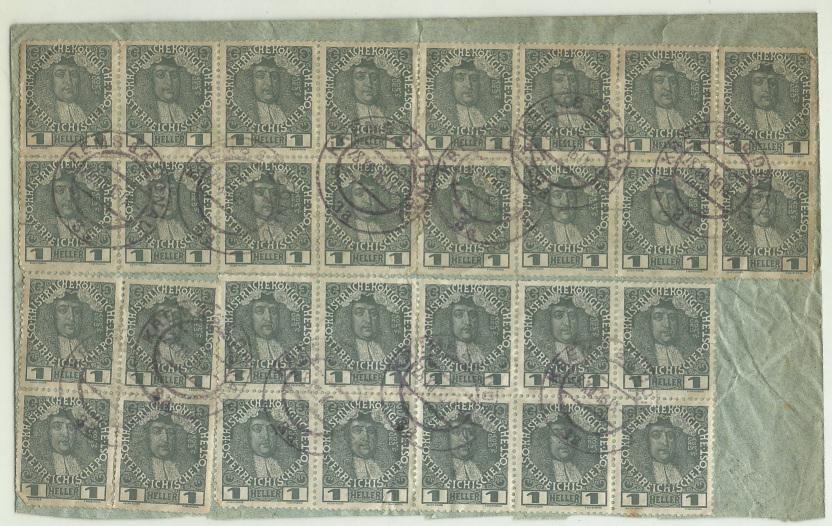 Die Freimarkenausgabe 1908 - Seite 3 19161211