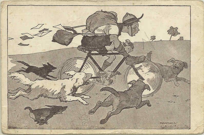 Pfadfinderkarten von Lájos Márton 1921_r10