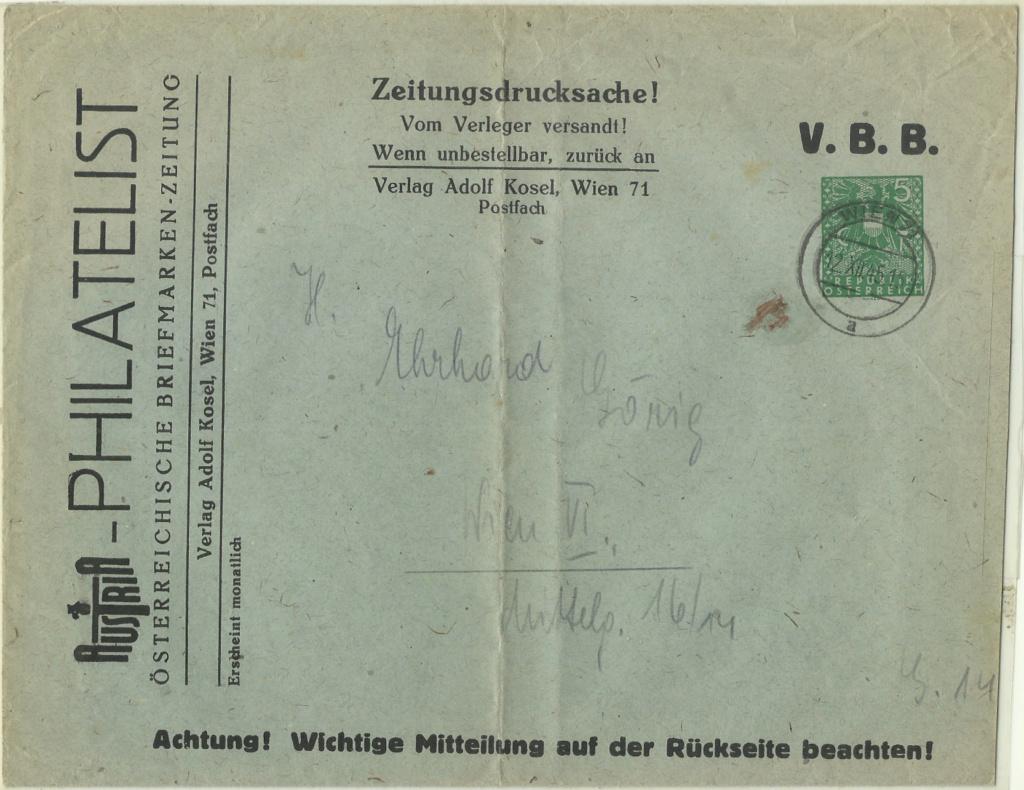 Wappenzeichnung  -  ANK 714-736 - Belege - Seite 5 19451210