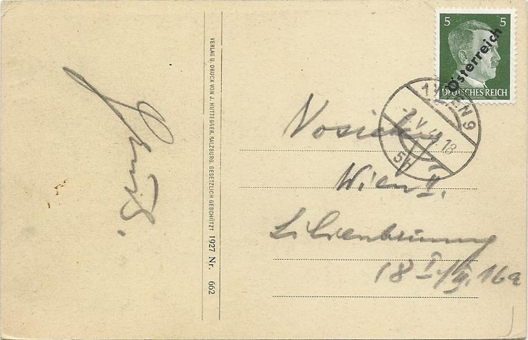 I. Wiener Aushilfsausgabe, erste Ausgabe - Seite 2 1945_a10