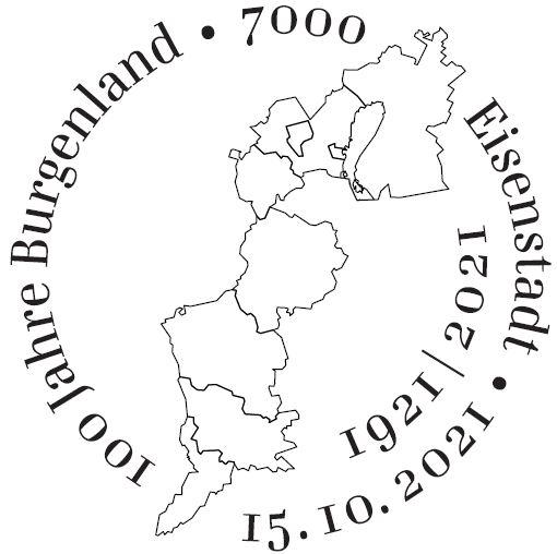 Österr. NEU: 100 Jahre Burgenland 1_bgld10