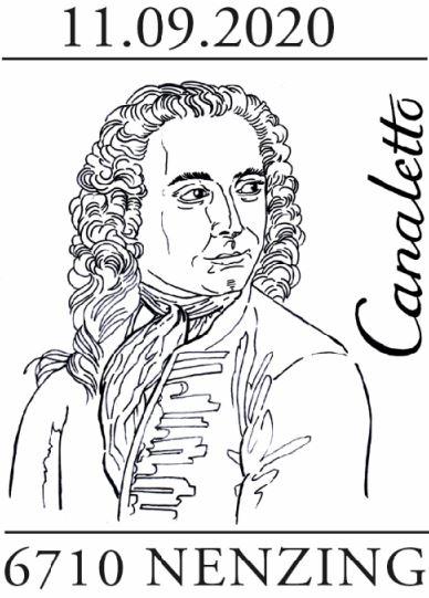Österr. NEU: Serie Alte Meister - Canaletto 1_cana11
