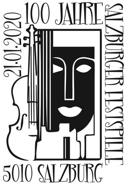 Österr. NEU: 100 Jahre Salzburger Festspiele  1_eu_s10