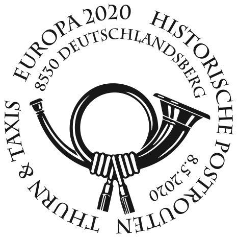 Österr. NEU: Europa 2020 – Historische Postrouten 1_euro11