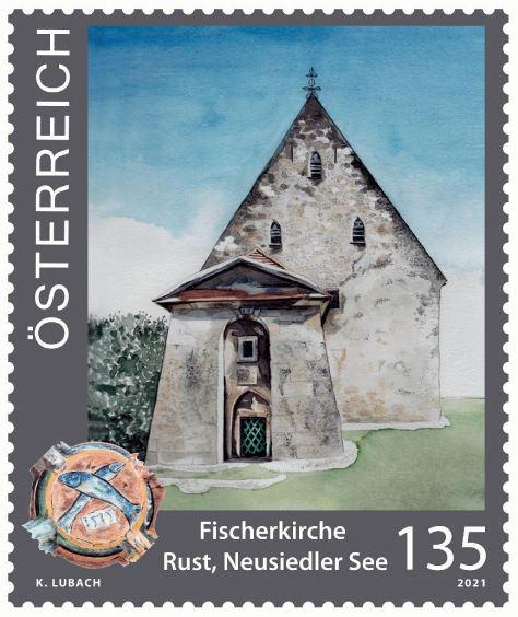 Österr. NEU: Fischerkirche Rust 1_kirc10