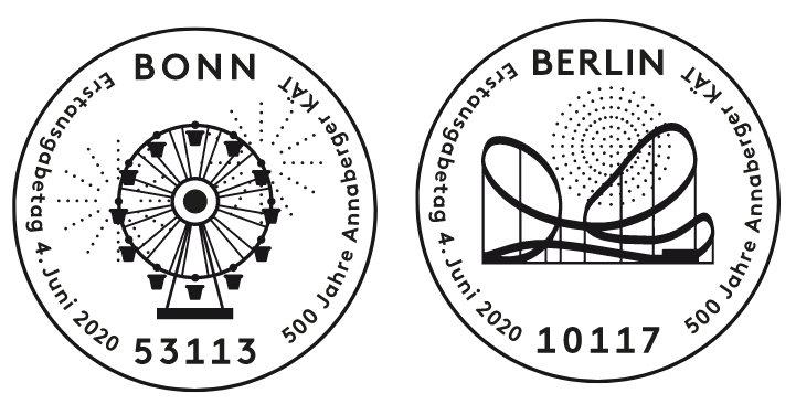 Deutschland - Neuausgaben 2020 Deutschland 1_kzit11