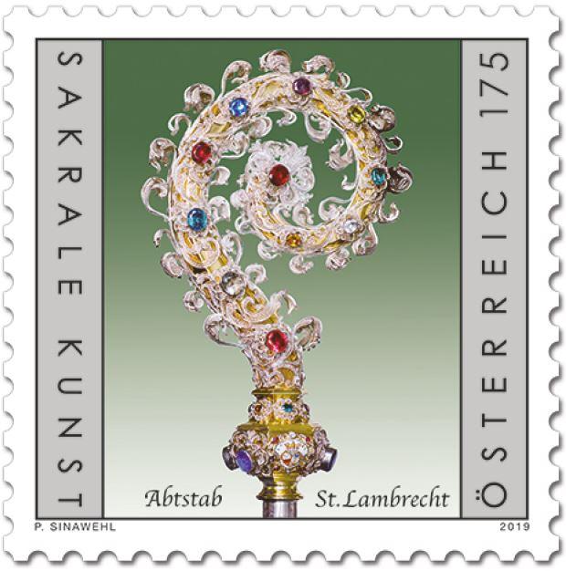 Österr. NEU: Abtstab St. Lambrecht 1_sakr10