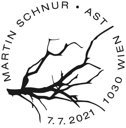 Österr. NEU: Martin Schnur - Ast, 2020 1_schn11