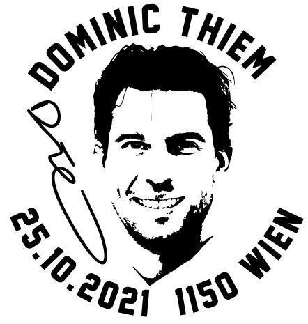 Österr. NEU! Tennisball – Dominic Thiem 1_tenn11