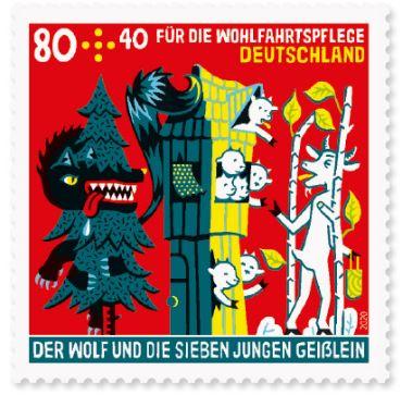 Deutschland - Neuausgaben 2020 Deutschland 1_wolf10