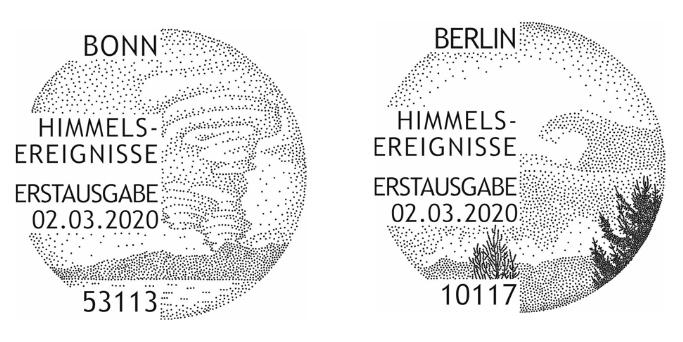 Deutschland - Neuausgaben 2020 Deutschland 1_wolk11