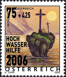 Ferienland Österreich - Dauermarkenserie 20060410