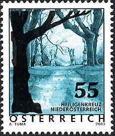 Ferienland Österreich - Dauermarkenserie 20060510