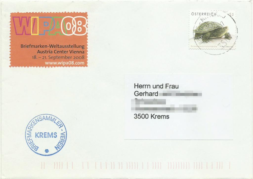 """Freimarkenserie """"Tierschutz"""" 2649_b10"""
