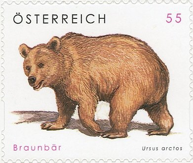 """Freimarkenserie """"Tierschutz"""" 2651_m10"""